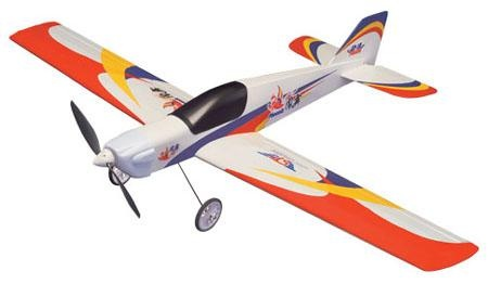 Super Flying Model Phoenix EP s pohon.jednotkou ARF (elektro)
