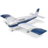 Super Flying Model  Piper Cherokee ARF 1540 mm Airline