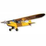 Super Flying Model  Piper J-3 Cub 40 ARF 1720 mm