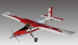 Super Flying Model  Pilatus PC-6 Turbo Porter ARF 2112 mm