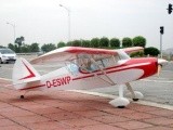 CY-MODEL  Piper Pa-20 pacer ARF 2250 mm (26-45 ccm)