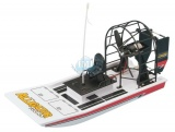 AQUACRAFT  Alligator Mini Tours EP Airboat RTR A4