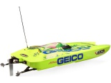 PROBOAT Proboat Miss GEICO Zelos 36 Twin Brush.Catamar RTR
